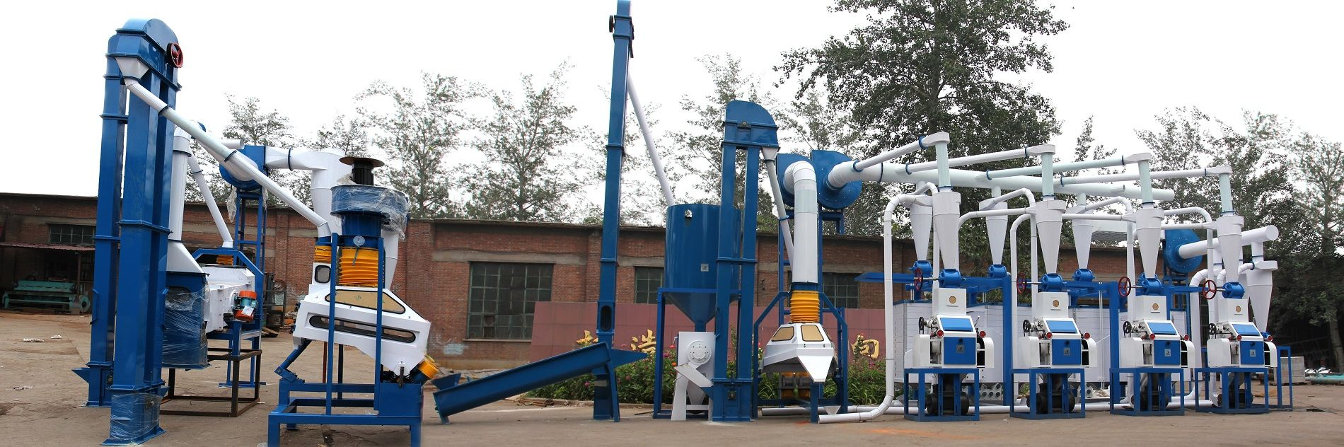 20T Maize Flour Mill Plant