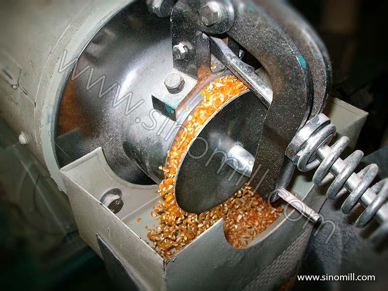 5TPD Maize Flour Milling Machine